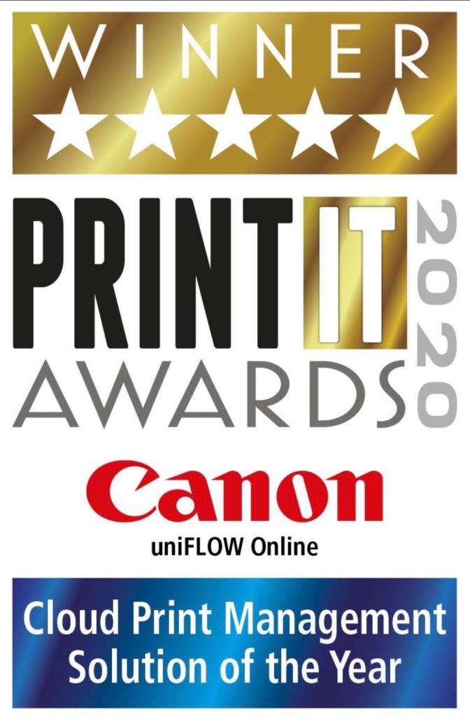 Print IT Awards 2020
